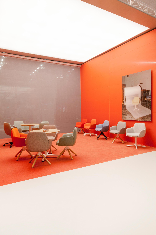 Poppy Sillas De Oficina De Haworth Architonic # Muebles Kassel Concepcion