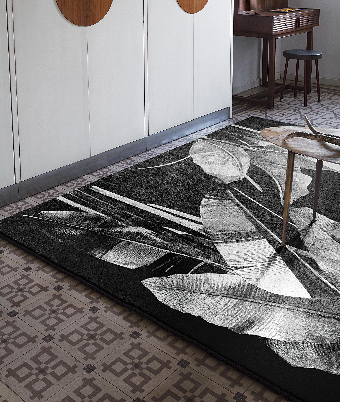 feuilles formatteppiche designerteppiche von londonart architonic. Black Bedroom Furniture Sets. Home Design Ideas