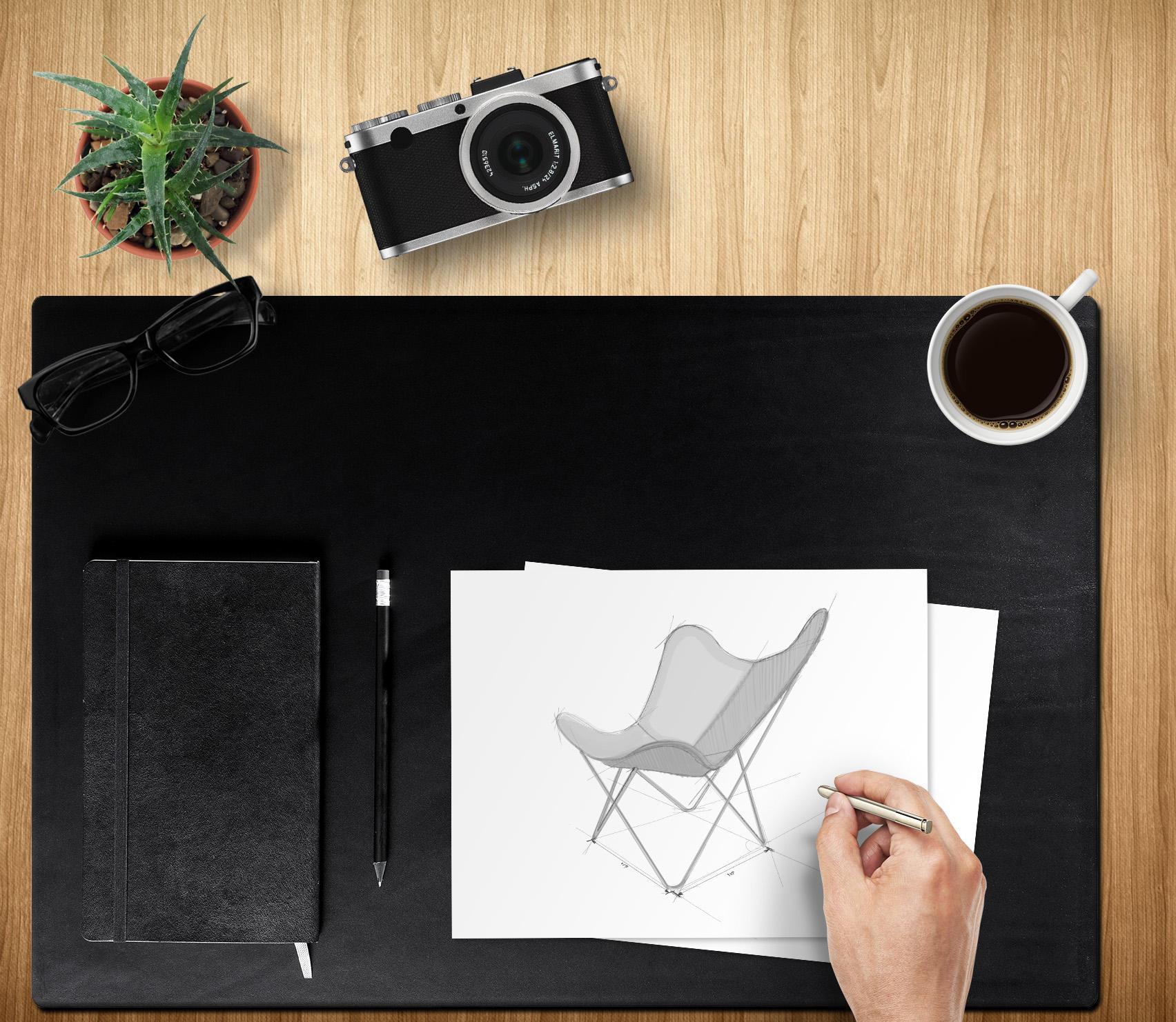 how to make a desk pad