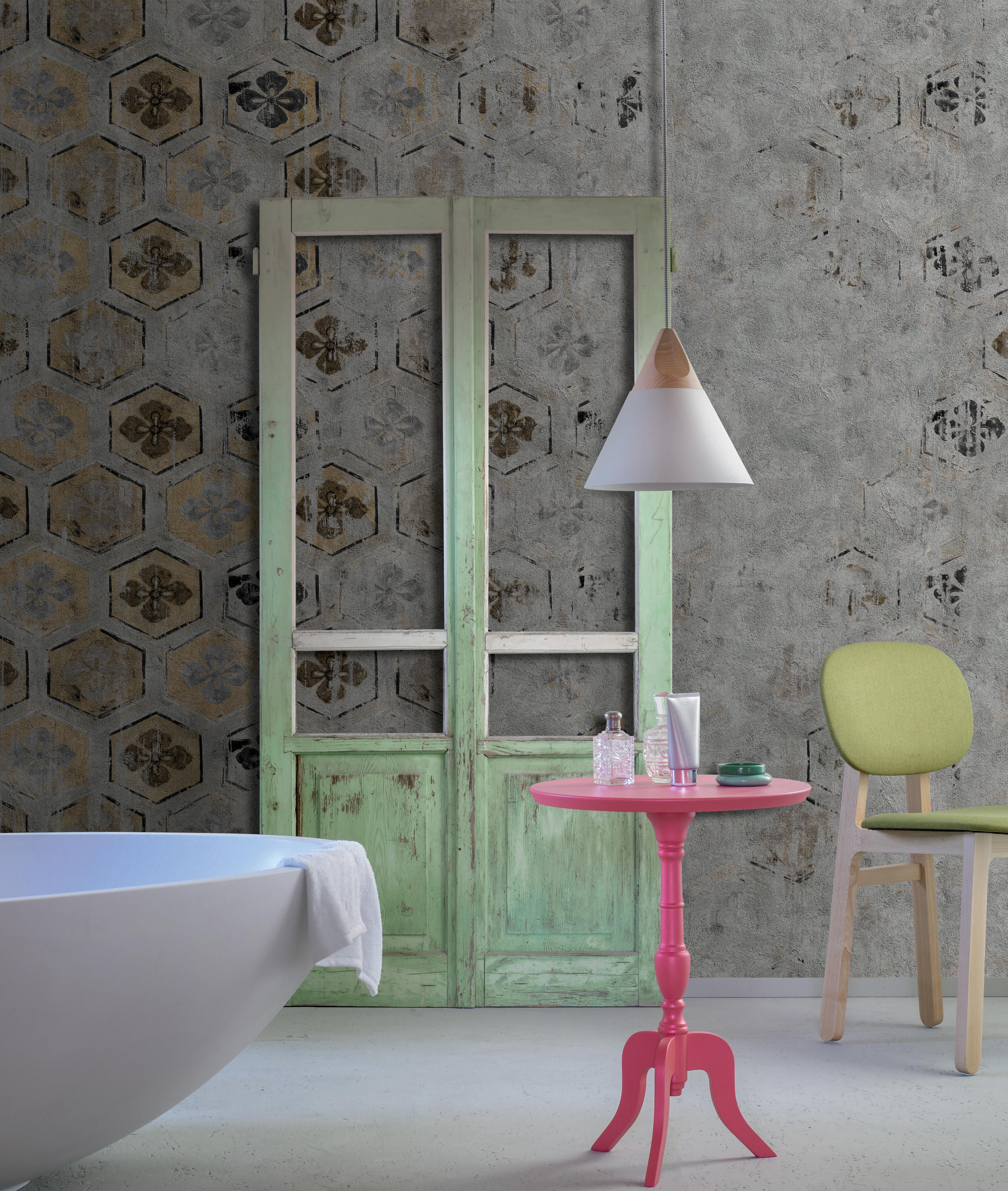 The Good Life Wall Coverings Wallpapers From Londonart