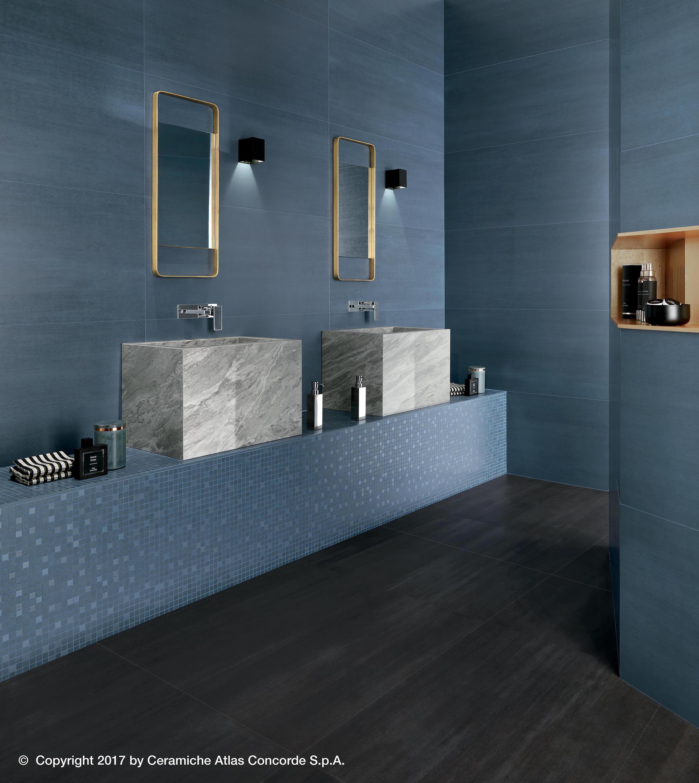 MEK BLUE - Floor tiles from Atlas Concorde | Architonic