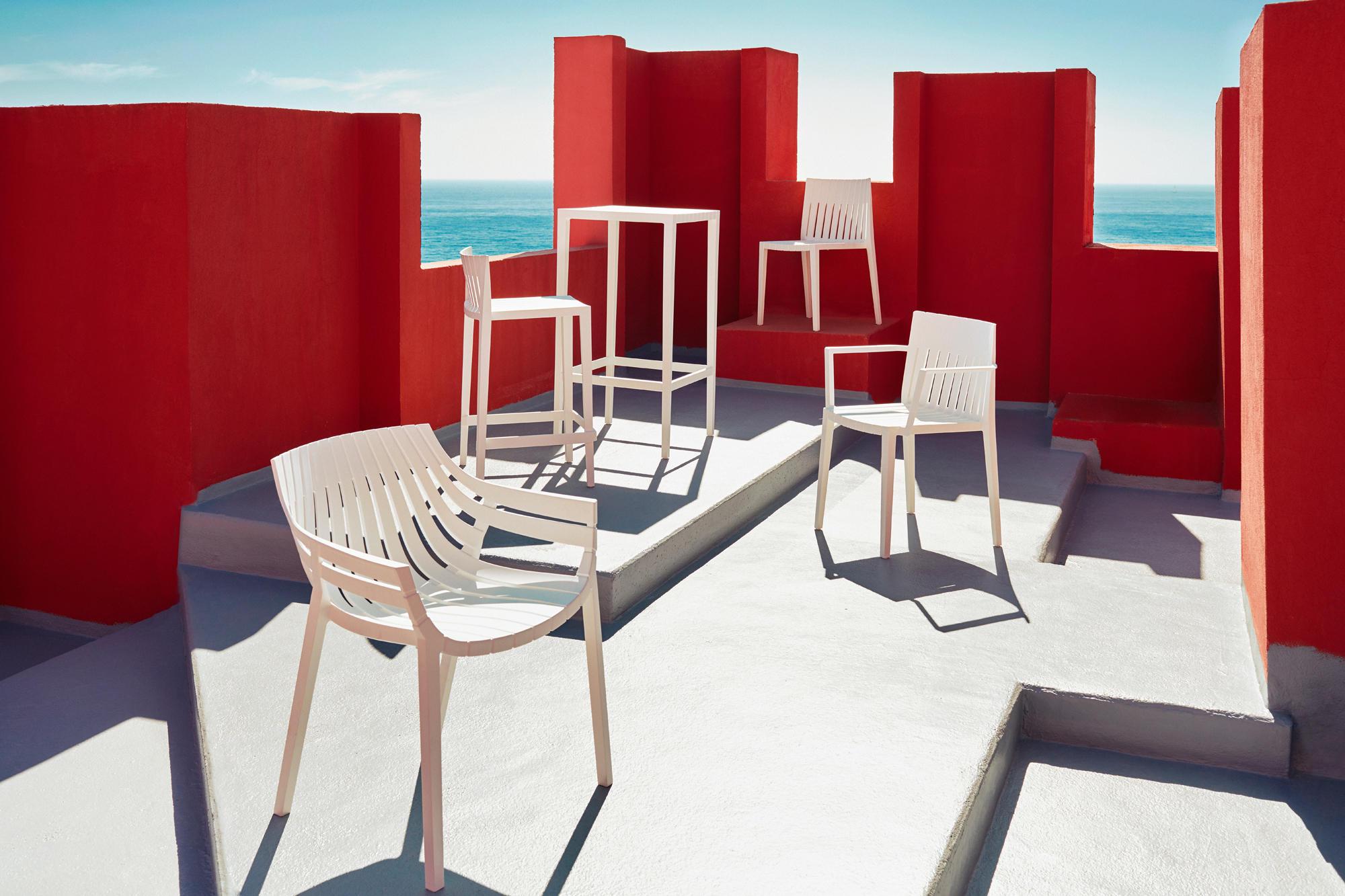 Spritz Chair Chairs From Vondom Architonic