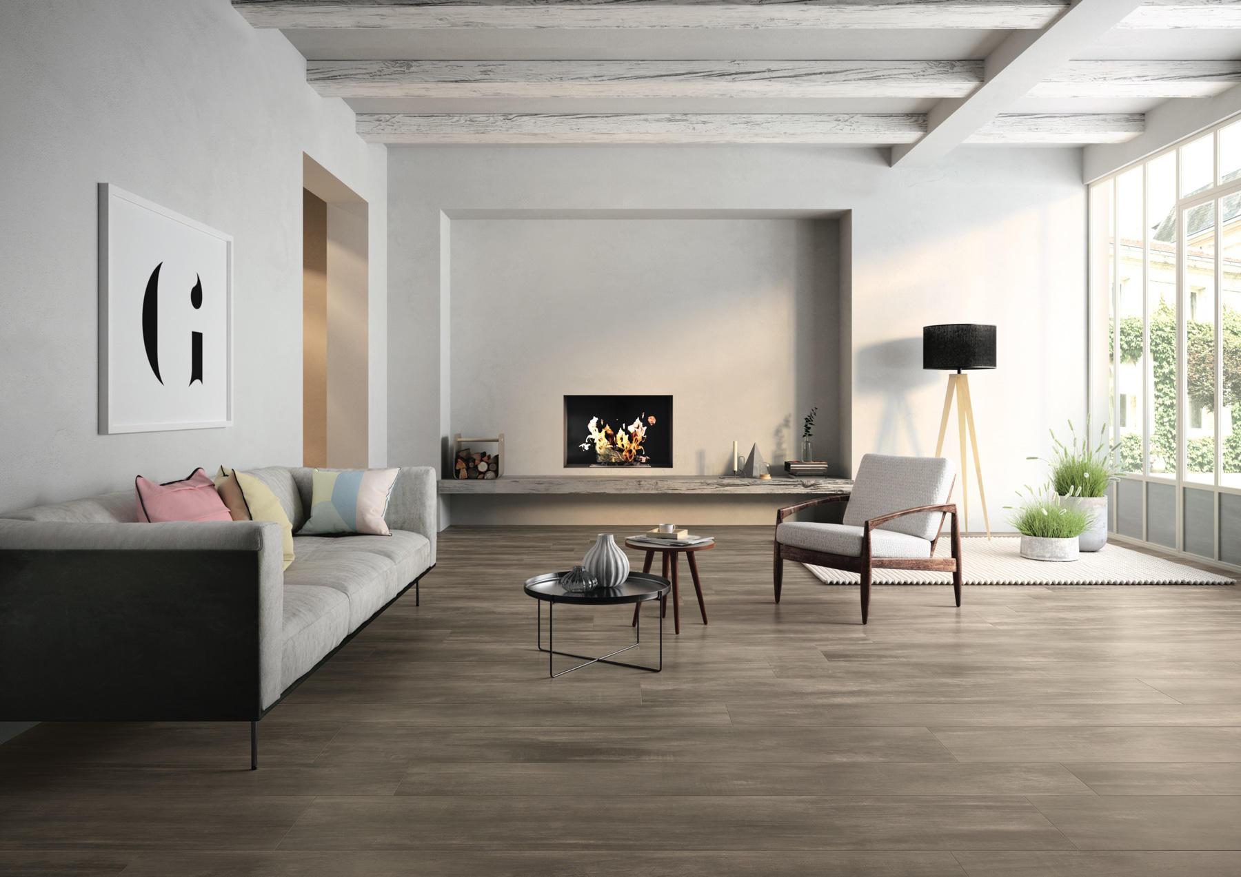 stonewash brown keramik platten von casalgrande padana. Black Bedroom Furniture Sets. Home Design Ideas