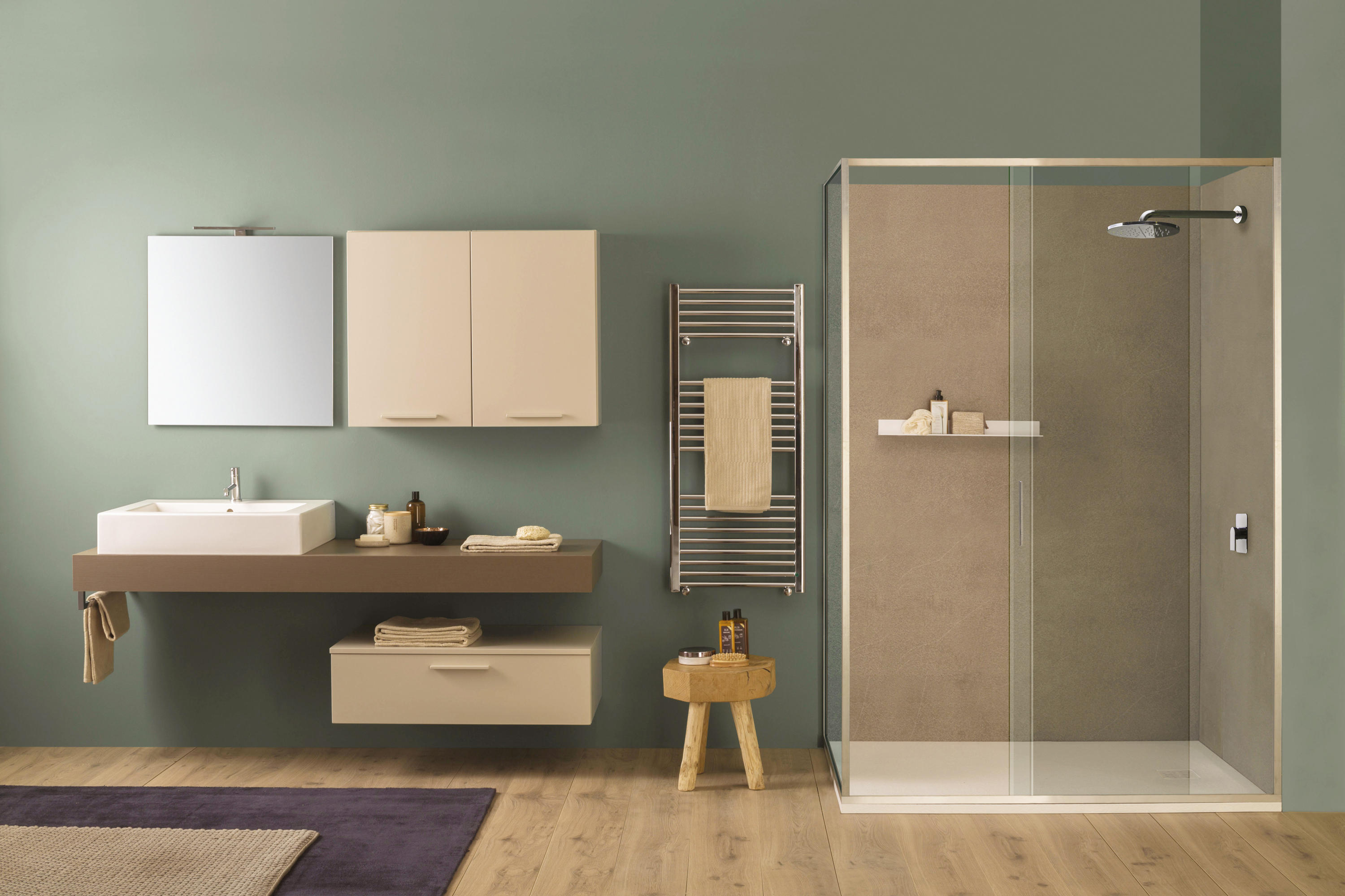 Ceramica Globo Space Stone.Docciapietra Shower Tray 70 90 Shower Trays From Globo Architonic