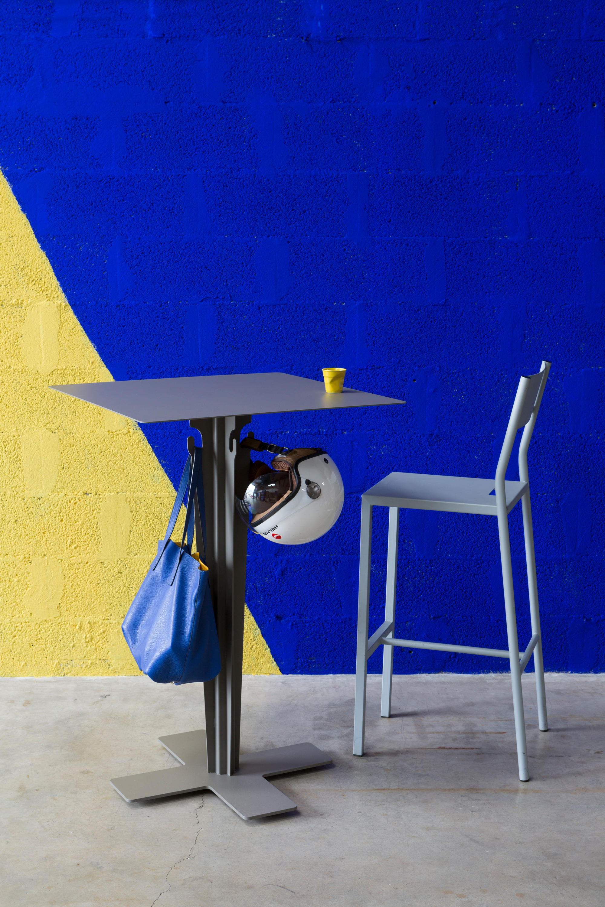 Diablo Table Avec Accroches Cafeteria Tables From