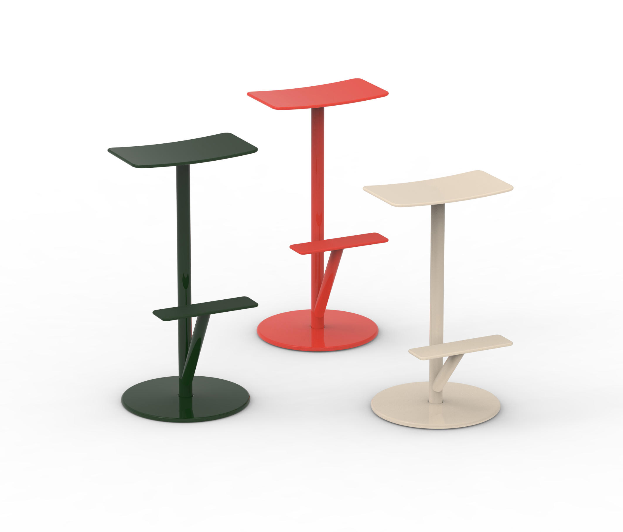 Sequoia Stool Bar Stools From Magis Architonic