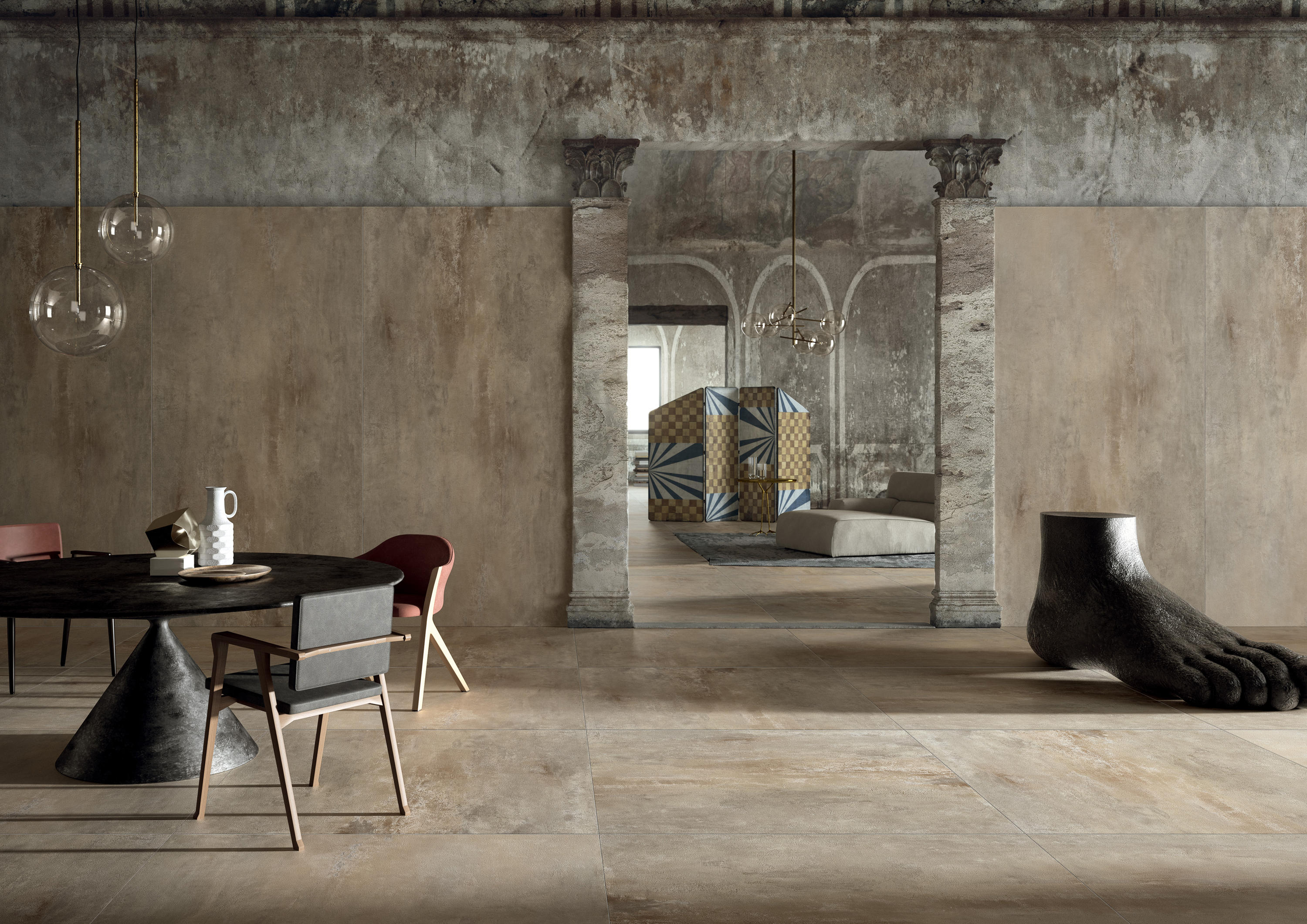 Storie Villa Ceramic Tiles From Cedit By Florim Architonic