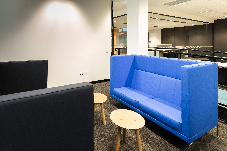 Kayt Lounge Sofas From Schiavello International Pty Ltd
