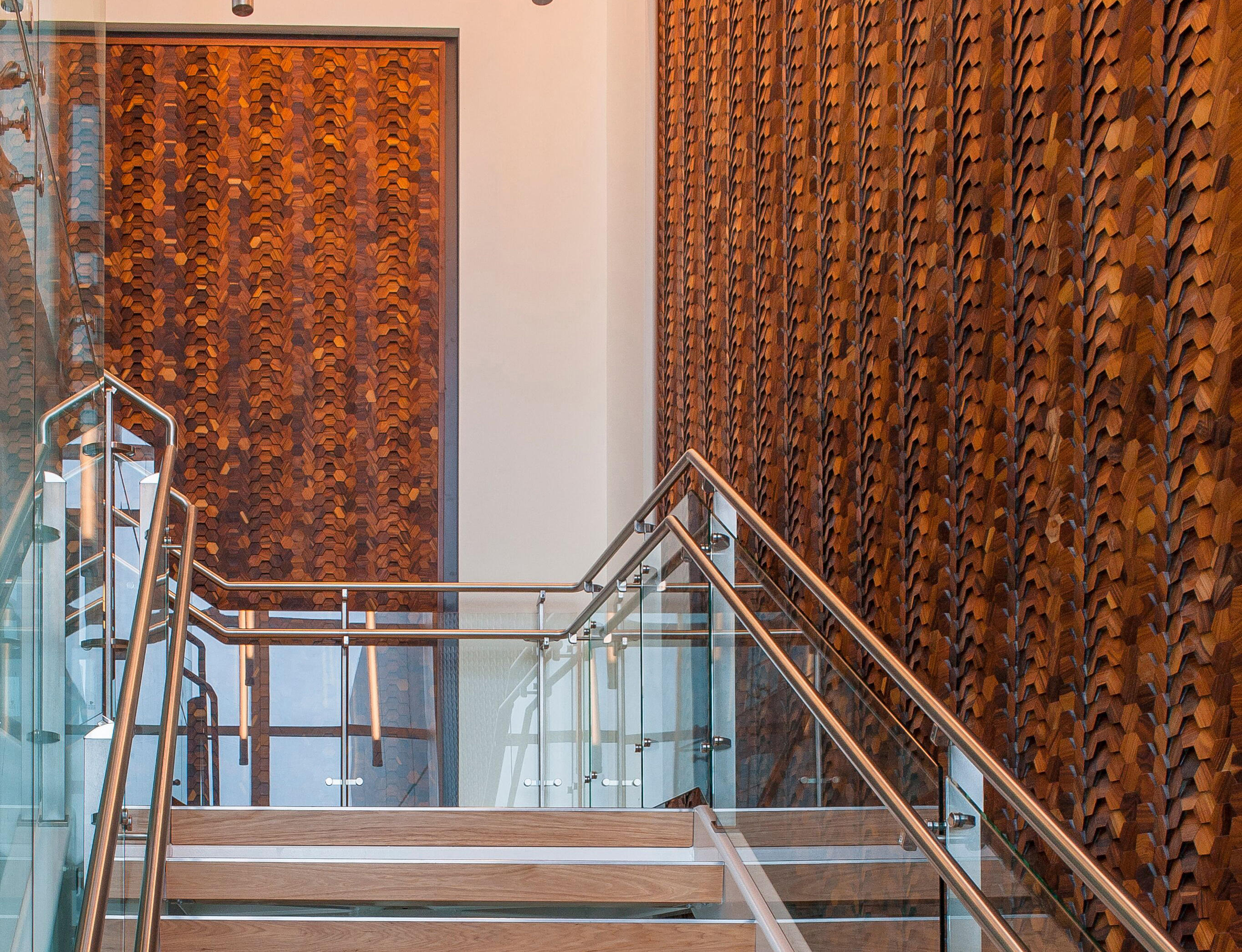 Ipe Veneer Wall Veneers From Architectural Systems
