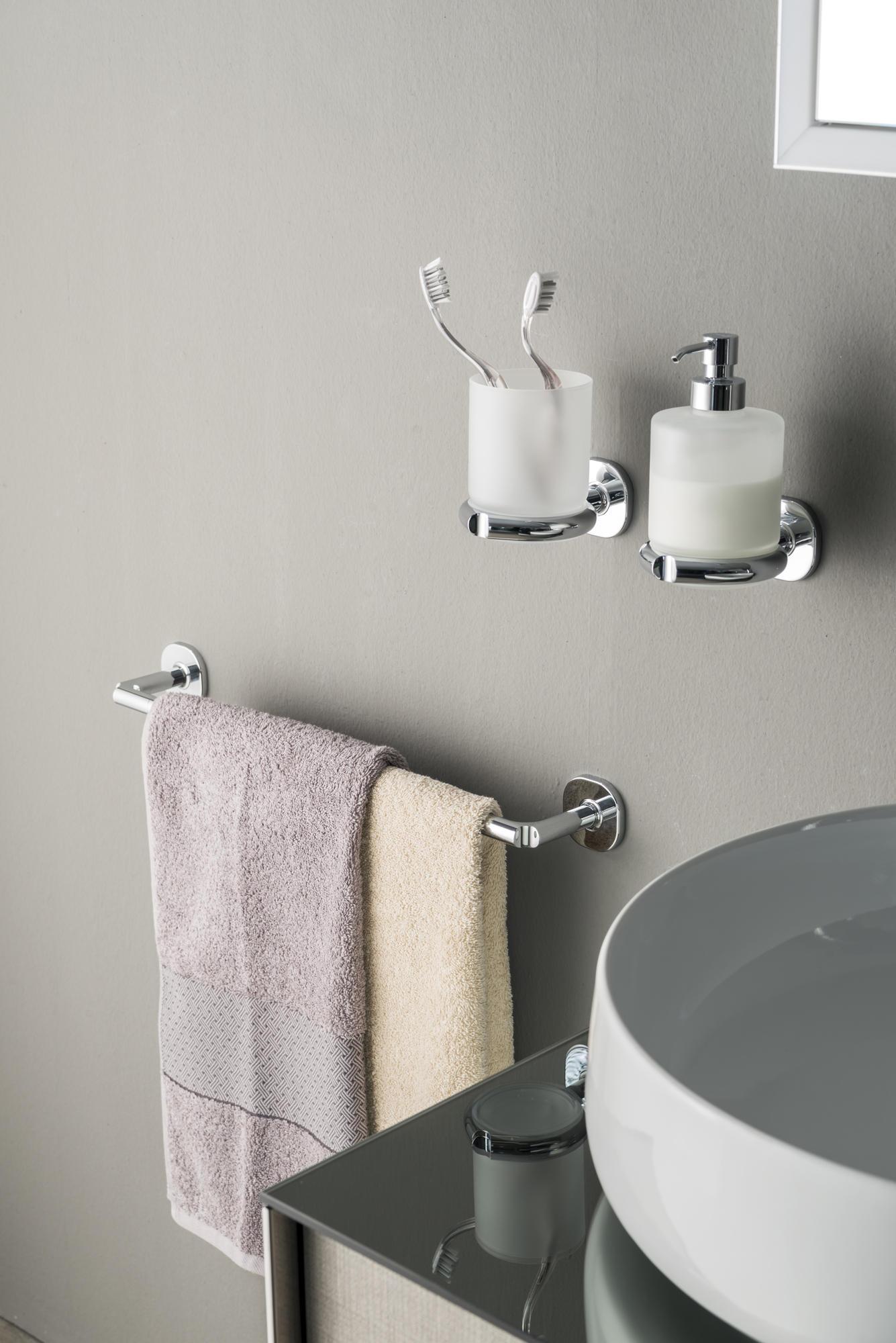 Ellepi handtuchhalter handtuchhalter von inda architonic - Accessori bagno inda prezzi ...