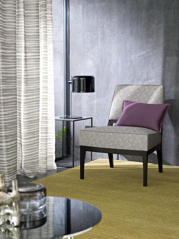 DELTA 173 - Drapery fabrics from Zimmer + Rohde | Architonic