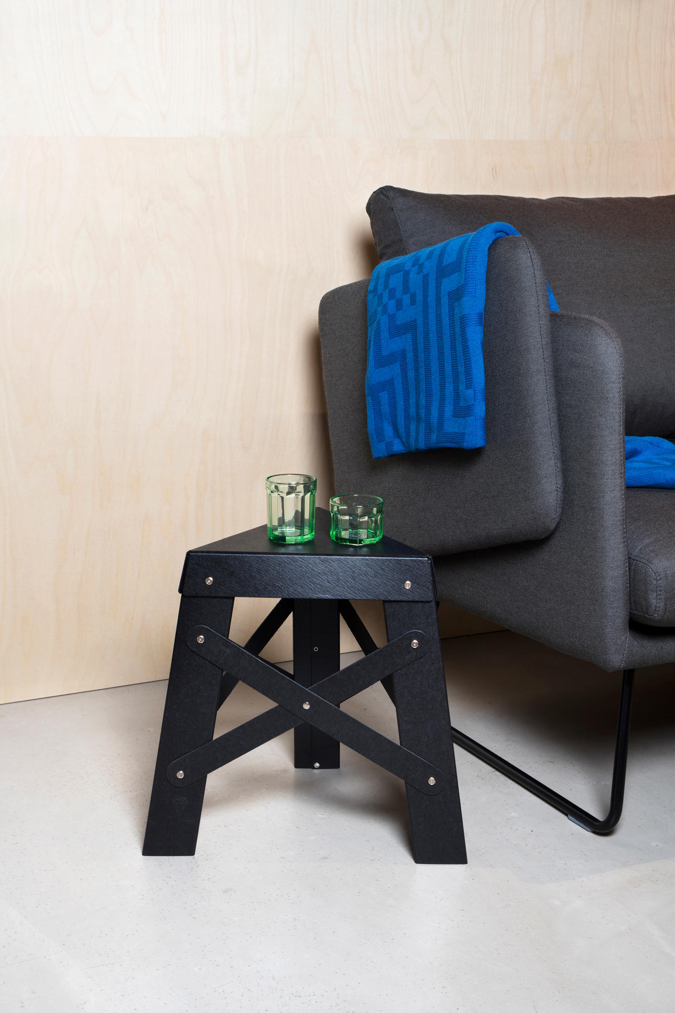 Eifel Paper Ottomans From Rs Barcelona Architonic