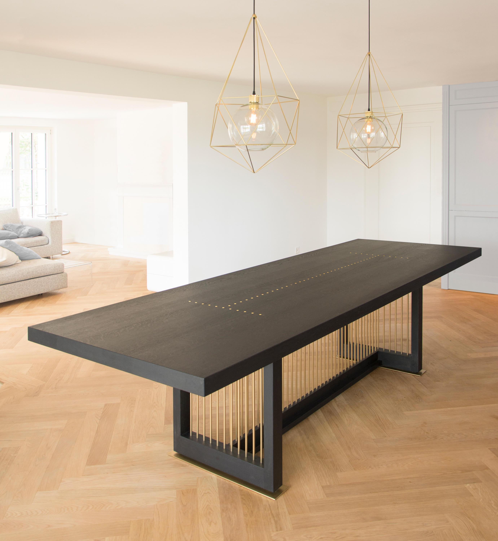 art d co esstisch restauranttische von ondo architonic. Black Bedroom Furniture Sets. Home Design Ideas