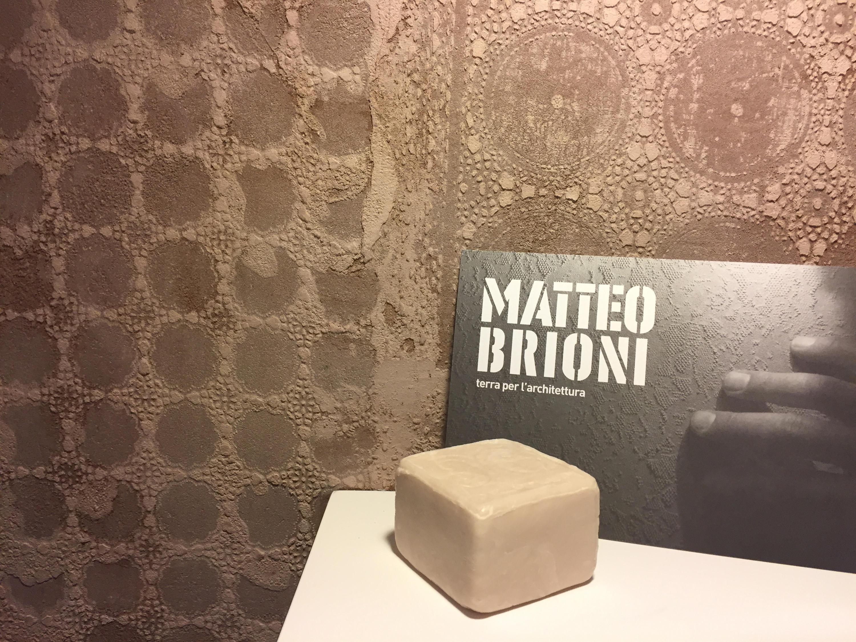 Agape lehm putze von matteo brioni architonic for Matteo brioni