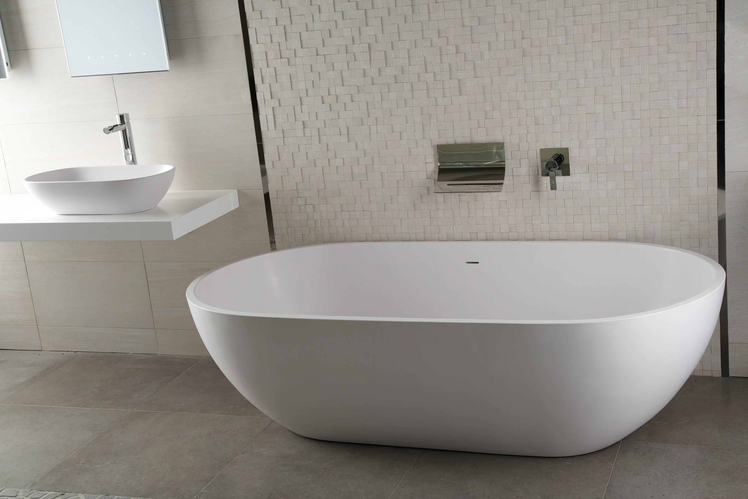 Bathing Como Inset Bath Tub Architonic