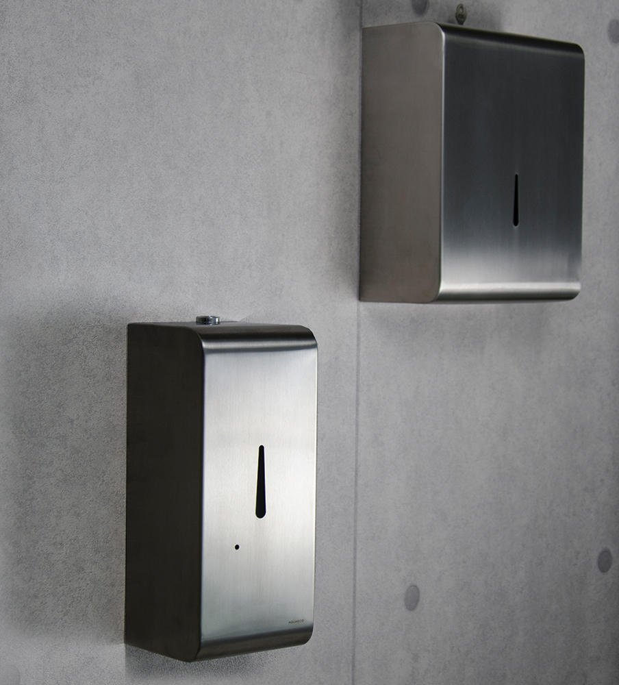 Ix304 Wall Mounted Liquid Soap Dispenser With Infrared