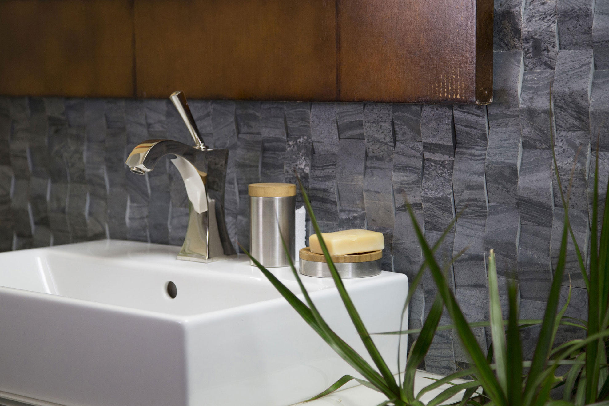 New Wave Natural Stone Mosaics From Island Stone