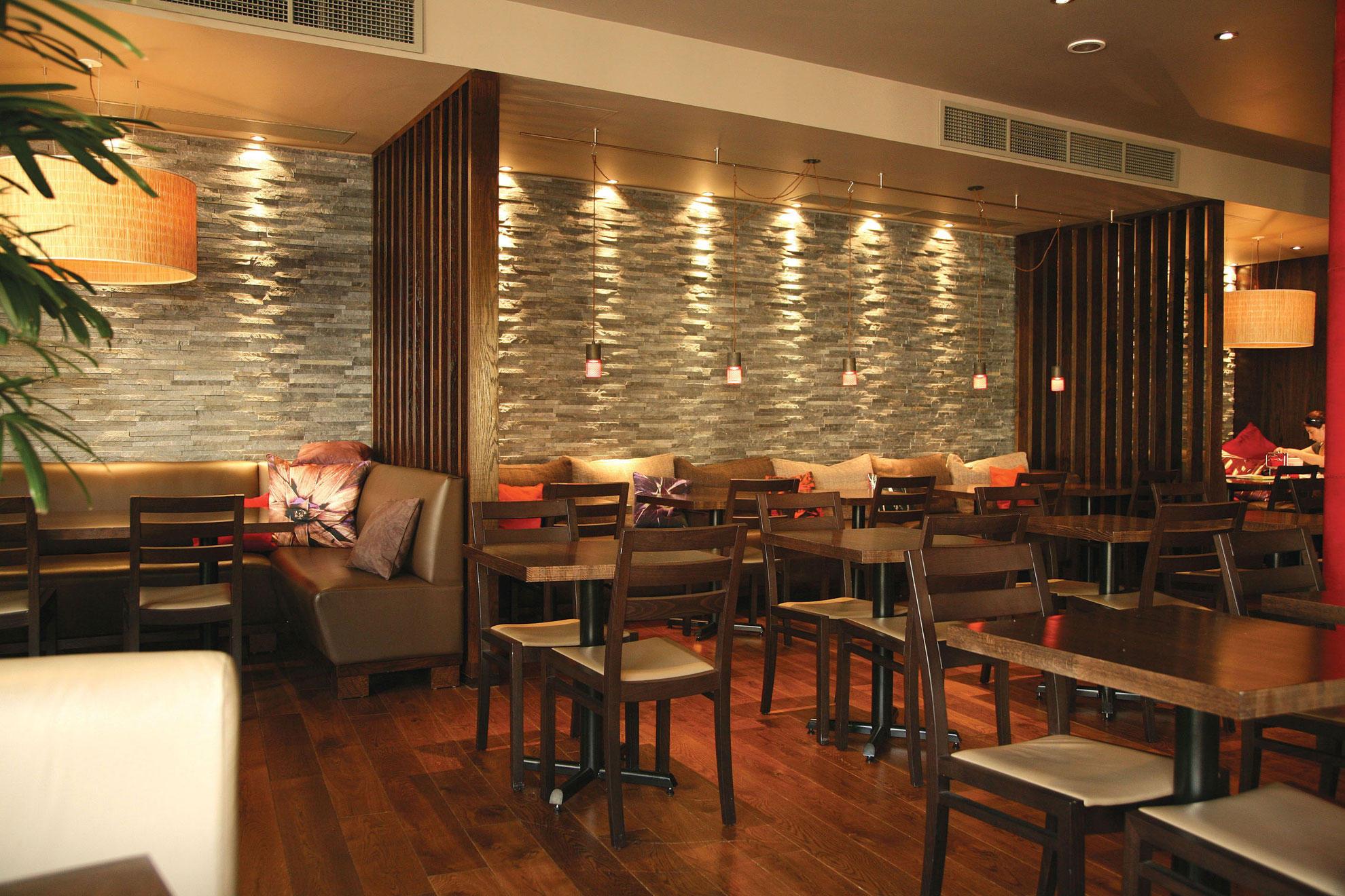 ambient images - Slate Cafe Decoration