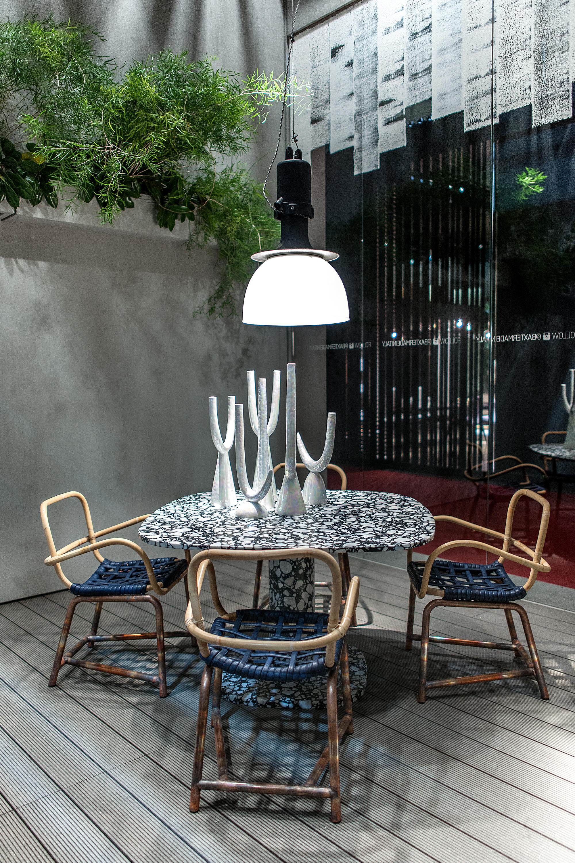 Matera Table Dining Tables From Baxter Architonic