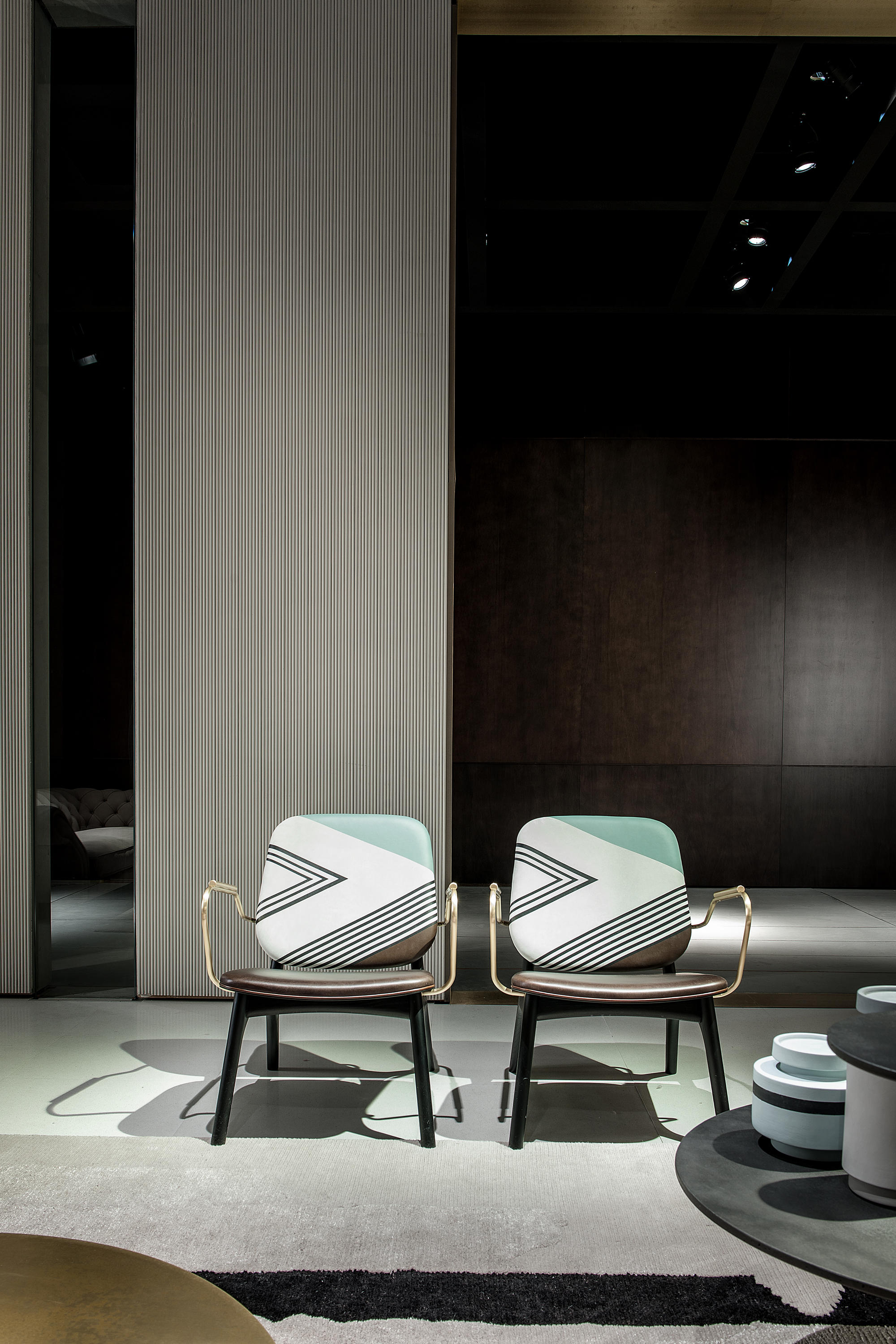 Thea Armchair Armchairs From Baxter Architonic