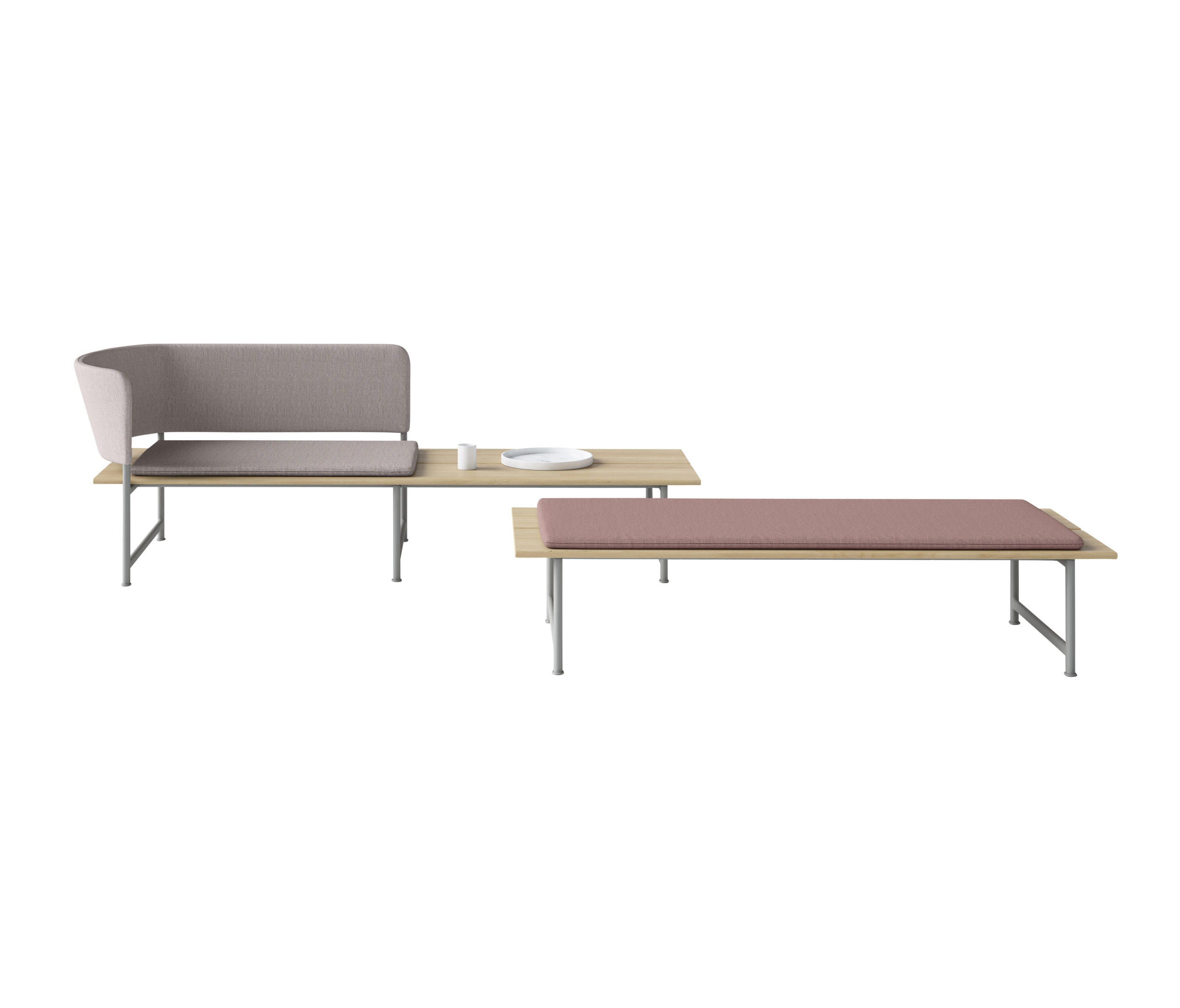 Atmosphere Chaise By Gloster Furniture Gmbh