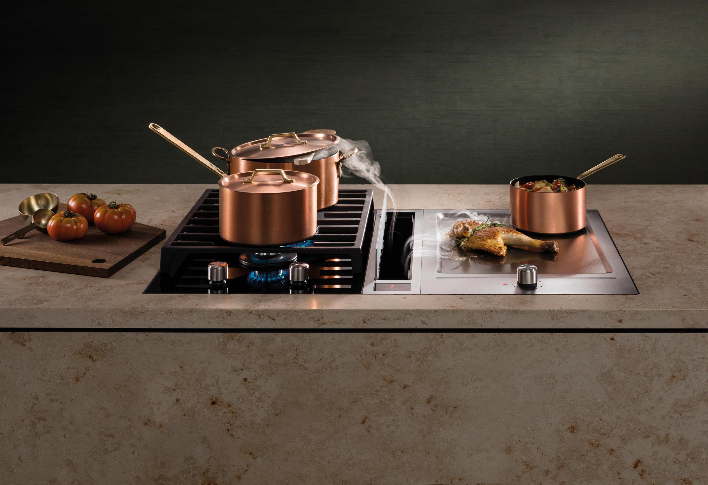 Ckase kochfeldabzugssystem kuchenabzugshauben von bora for Küchenabzugshauben