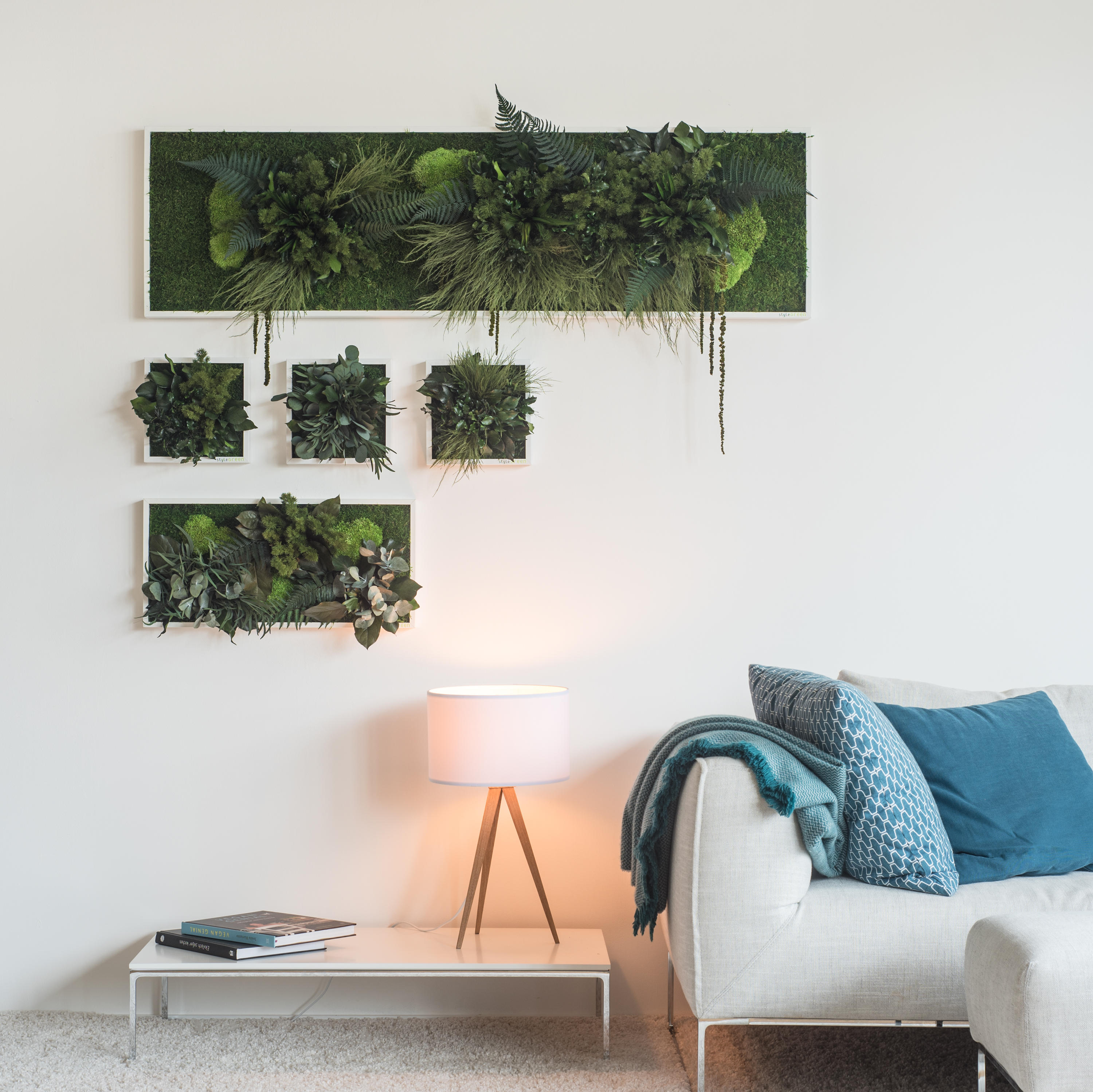 PLANT PICTURE | JUNGLE 100X60CM - Living / Green walls from ...