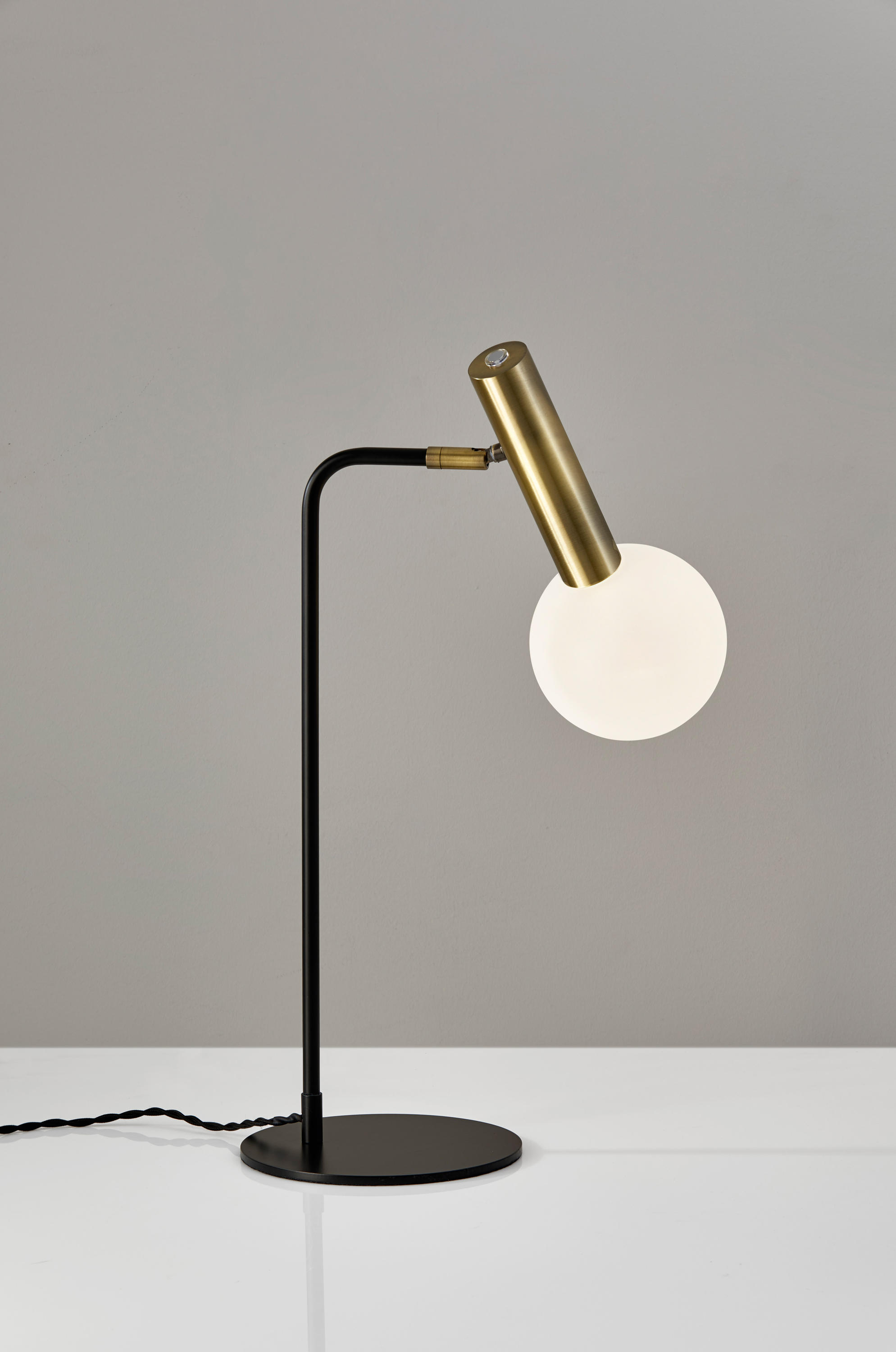 Sinclair Led Floor Lamp Free Standing Lights From Ads360