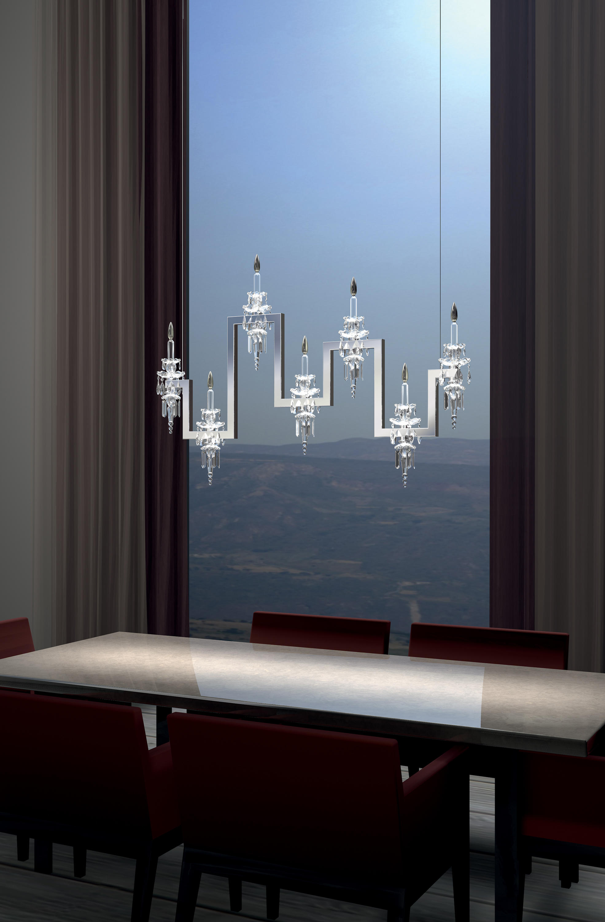Sissi Chandelier Amp Designer Furniture Architonic