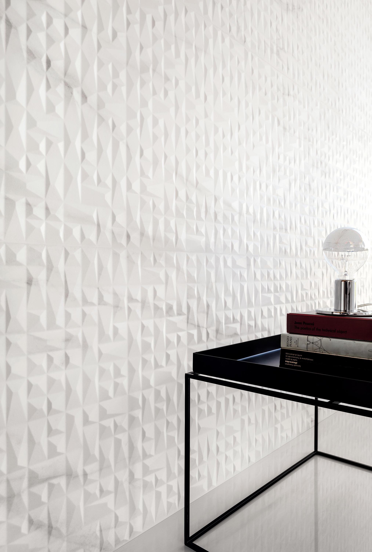 Bianco D Italia Statuario Ceramic Tiles From Emilgroup
