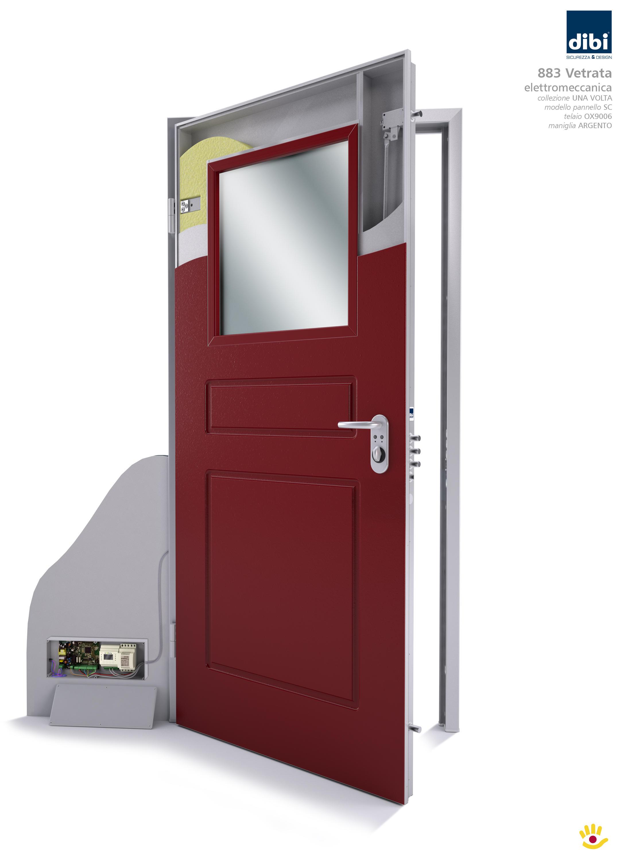 OPENTECH - SECURITY DOOR - Front doors from Di.Bi. Porte Blindate ...