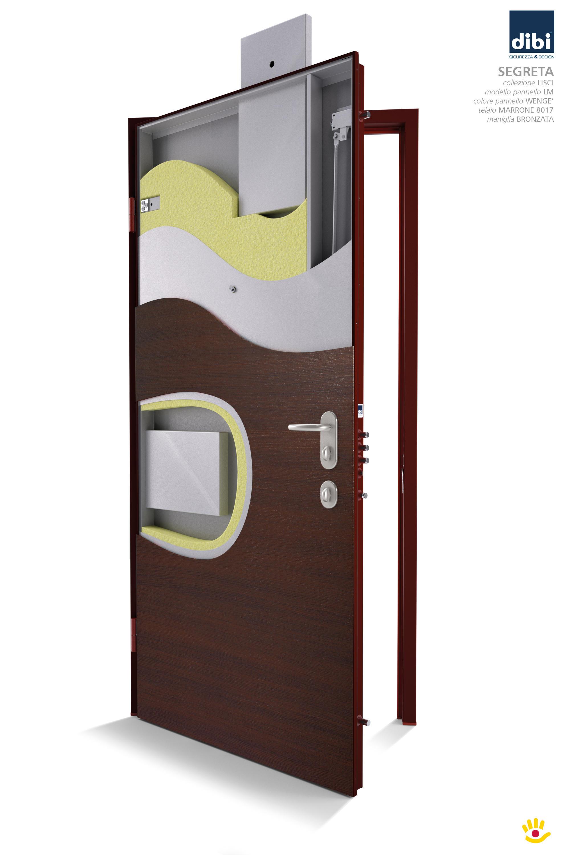 Colori Pannelli Porte Blindate segreta - security door | architonic