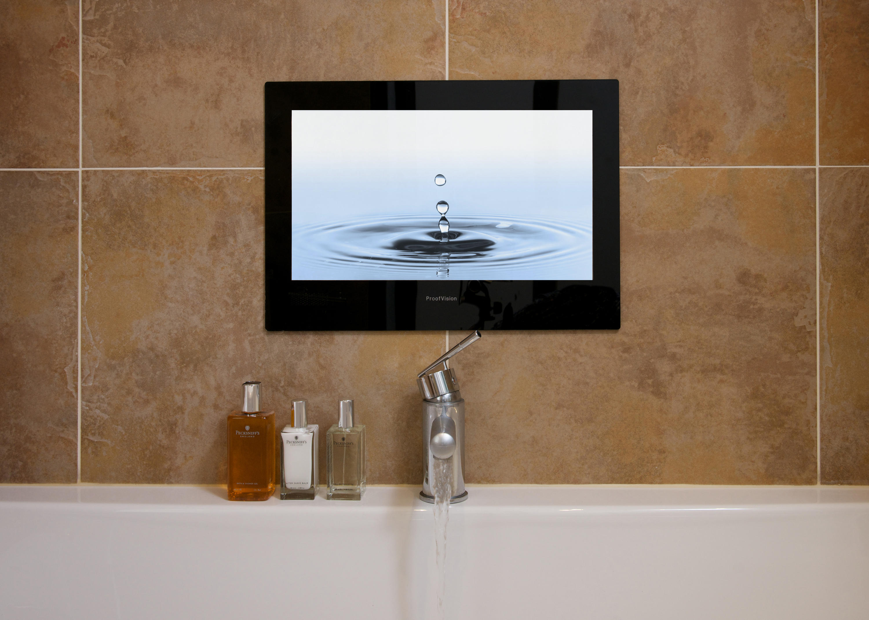bathroom tv.  Professional 19 Bathroom TV Mirror Finish by ProofVision PROFESSIONAL BATHROOM MIRROR FINISH accessories