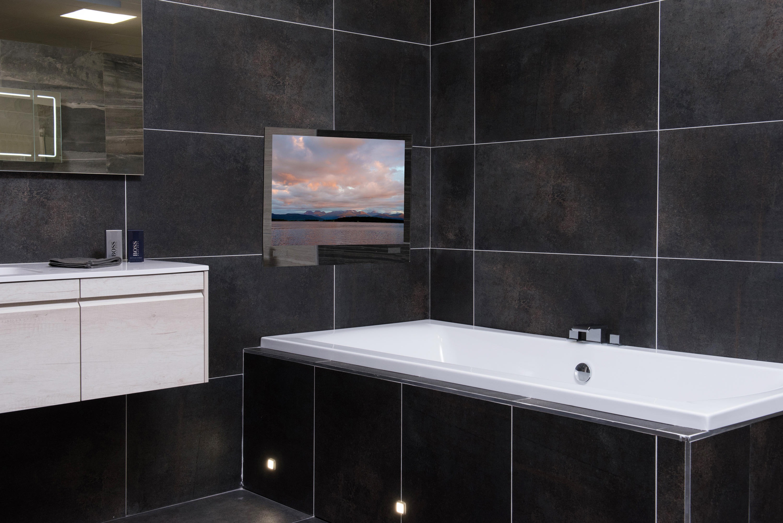 Professional 19 Quot Bathroom Tv Mirror Finish Tvs From