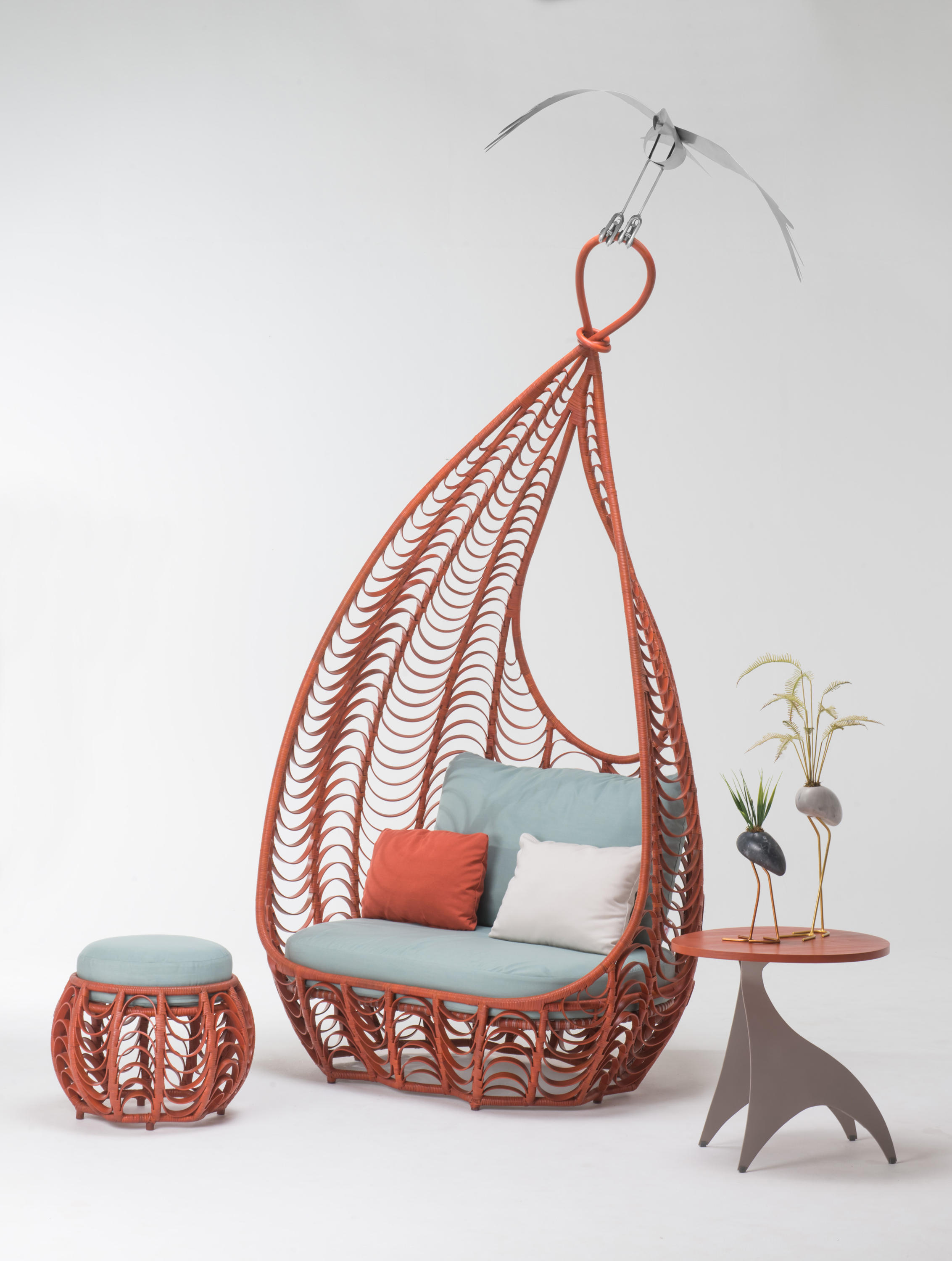 Lasso Easy Armchair Armchairs From Kenneth Cobonpue