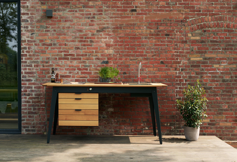 Outdoor Küchen Katalog : Grad outdoor kÜche außenküchen von jan cray architonic