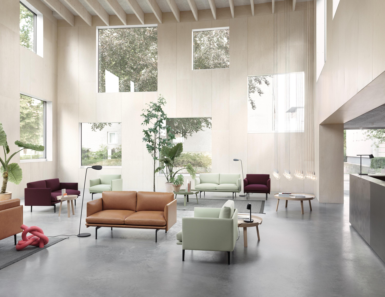 Muuto Rest Sofa : Outline studio sofa sofas from muuto architonic