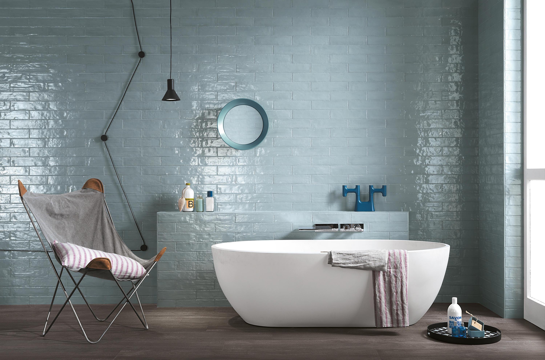 brooklyn brick leaf mosaico ceramic mosaics from fap. Black Bedroom Furniture Sets. Home Design Ideas