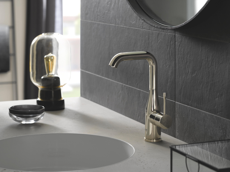 essence single lever basin mixer 1 2 xl size wash basin. Black Bedroom Furniture Sets. Home Design Ideas