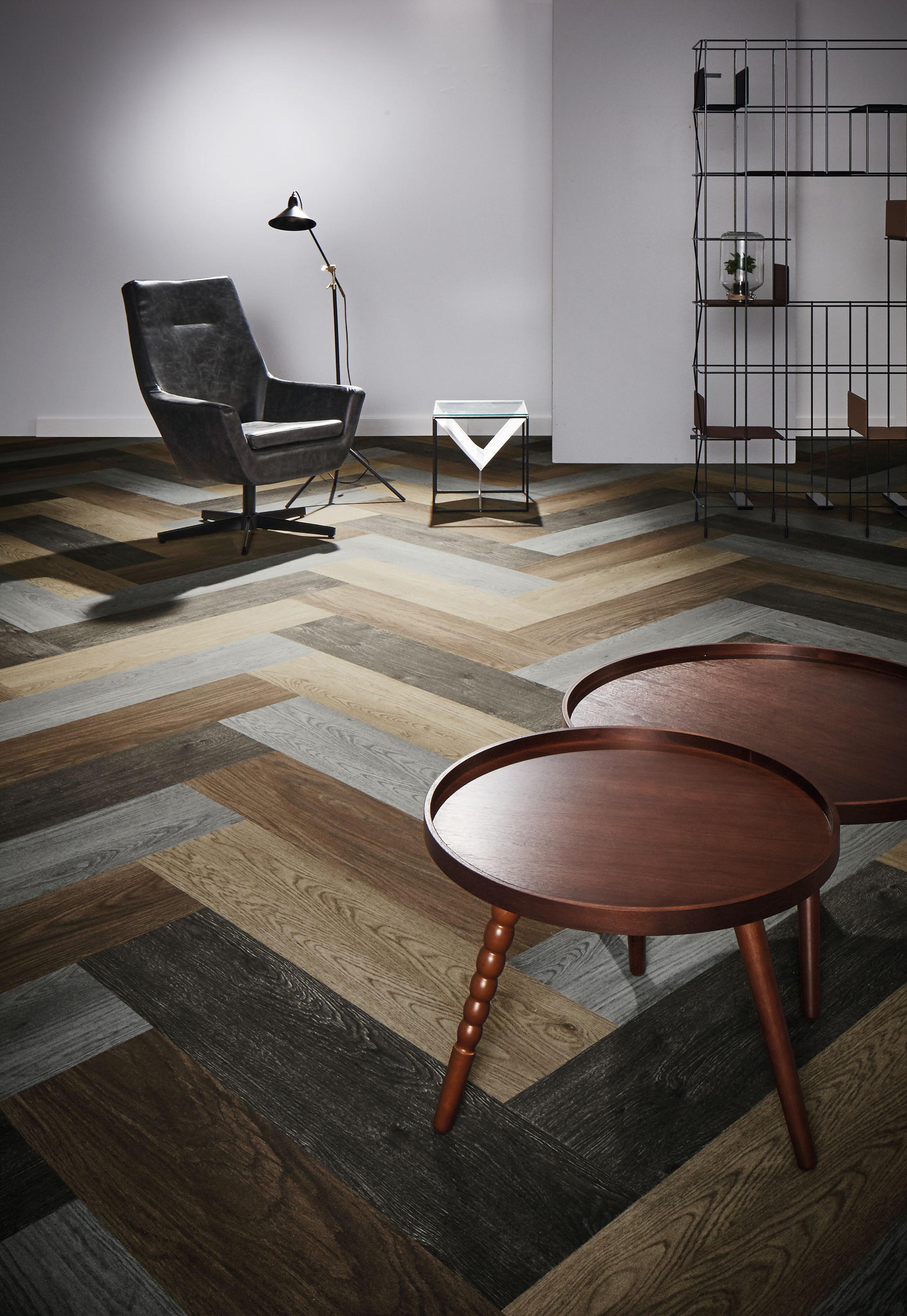 Flotex Planks Wood Black Carpet Tiles From Forbo