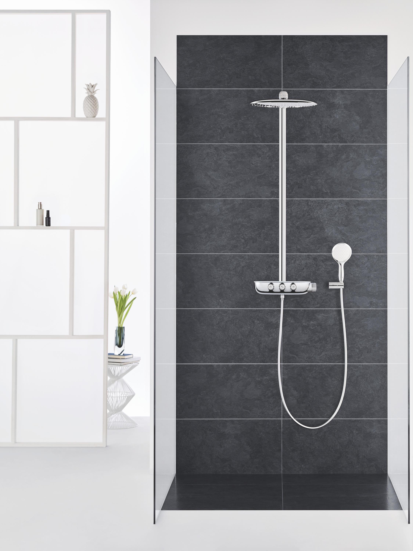 rainshower system smartcontrol 360 duo duschsystem mit. Black Bedroom Furniture Sets. Home Design Ideas