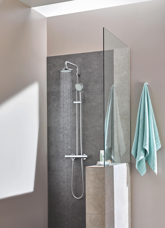 tempesta cosmopolitan system 210 colonne de douche. Black Bedroom Furniture Sets. Home Design Ideas