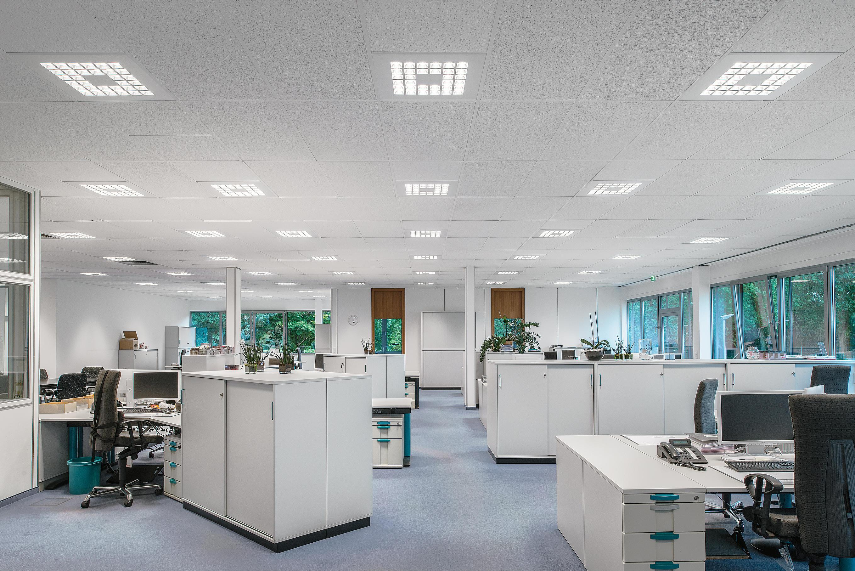 Mirel evolution lampade soffitto incasso zumtobel lighting