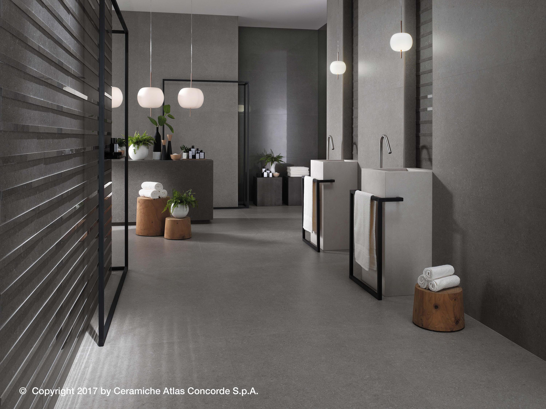 kone grey mosaicos de cer mica de atlas concorde. Black Bedroom Furniture Sets. Home Design Ideas
