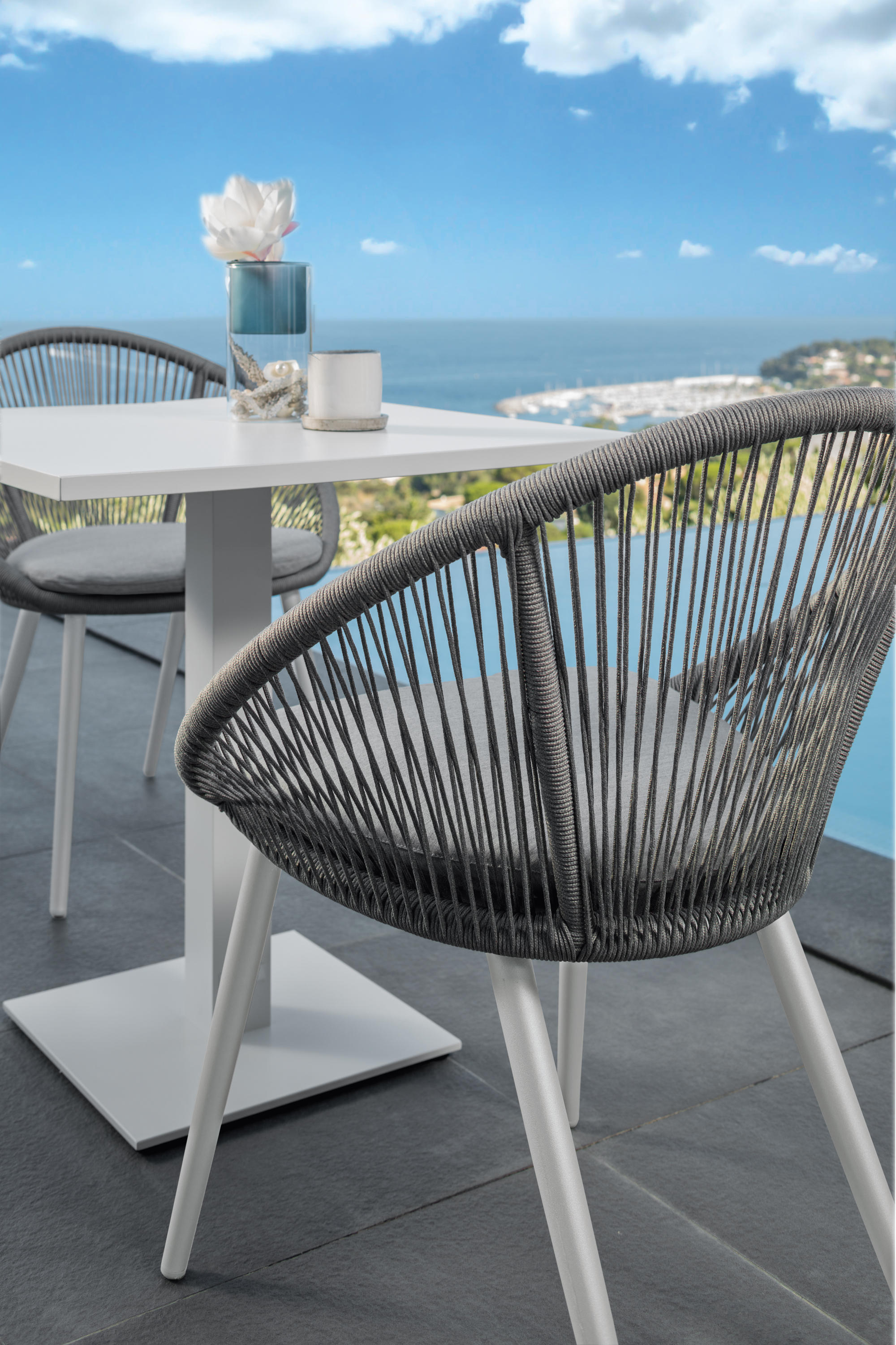 ROPE DINING ARMCHAIR Garden chairs from Talenti