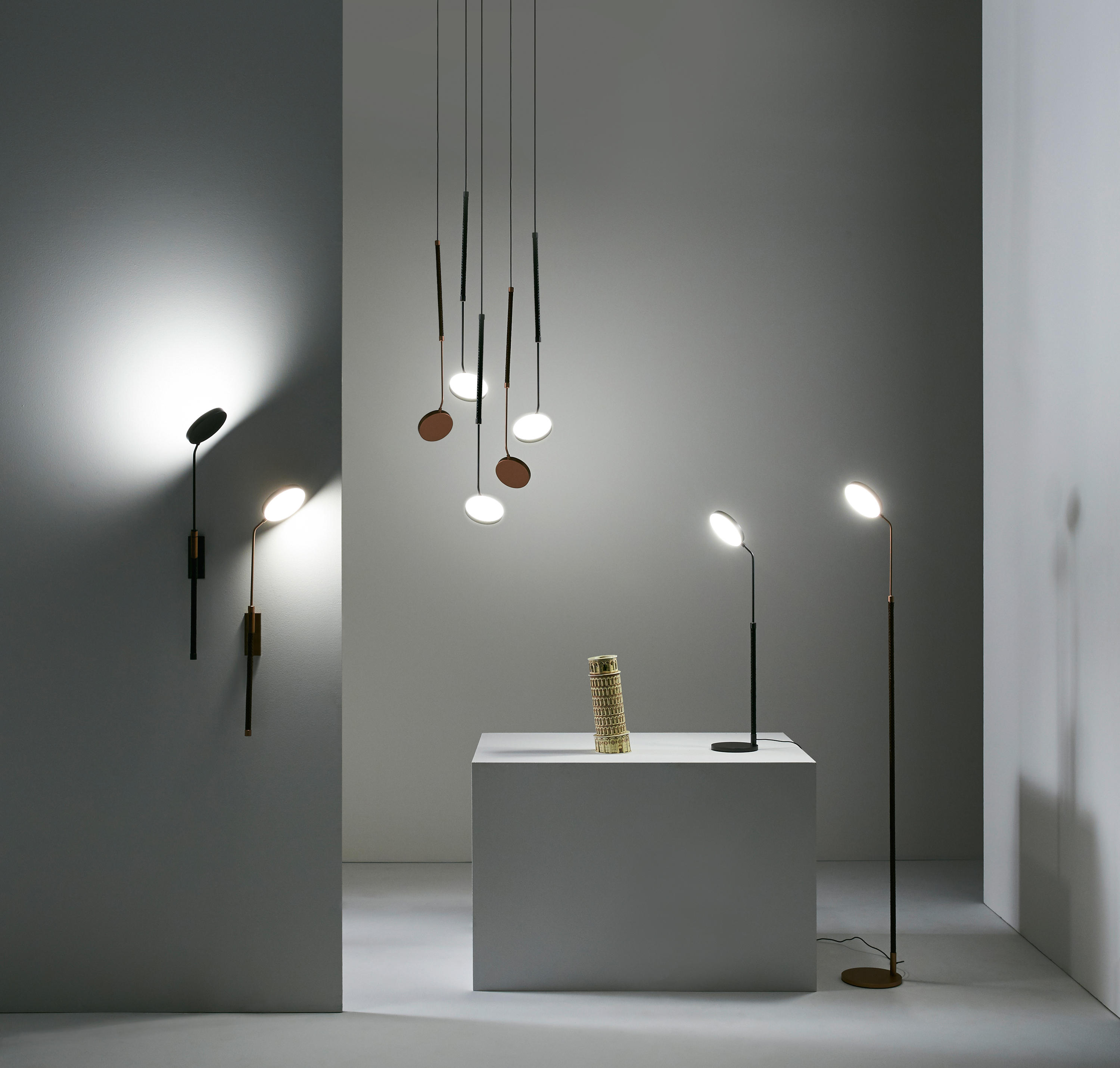 Spoon Table Lamp Lights From Penta Architonic