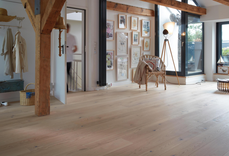 Casapark Oak Crema 14 Wood Flooring From Bauwerk Parkett