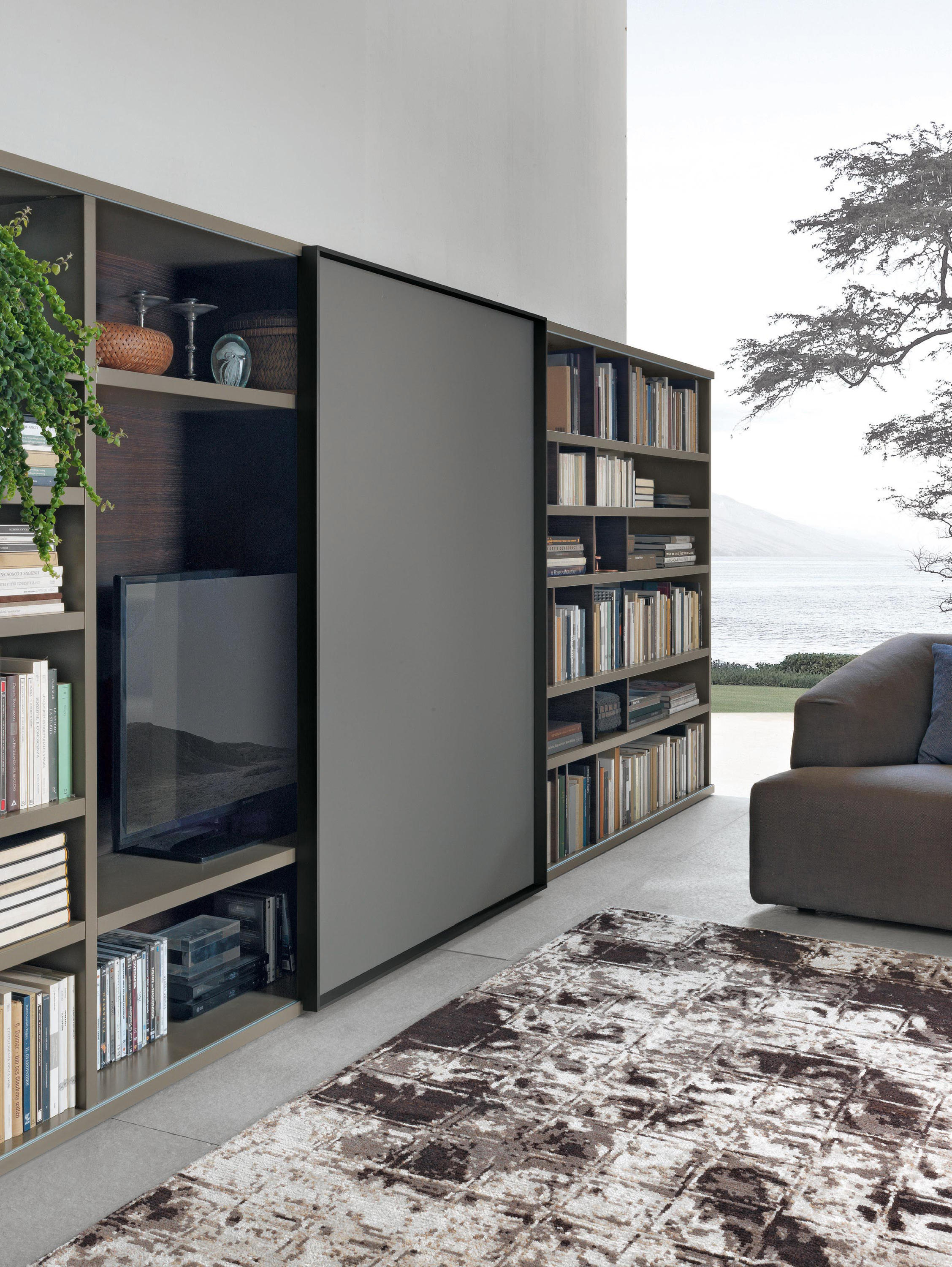 construction boasts with two clean a open metal design sleek our shelf bookcase pin bookcases