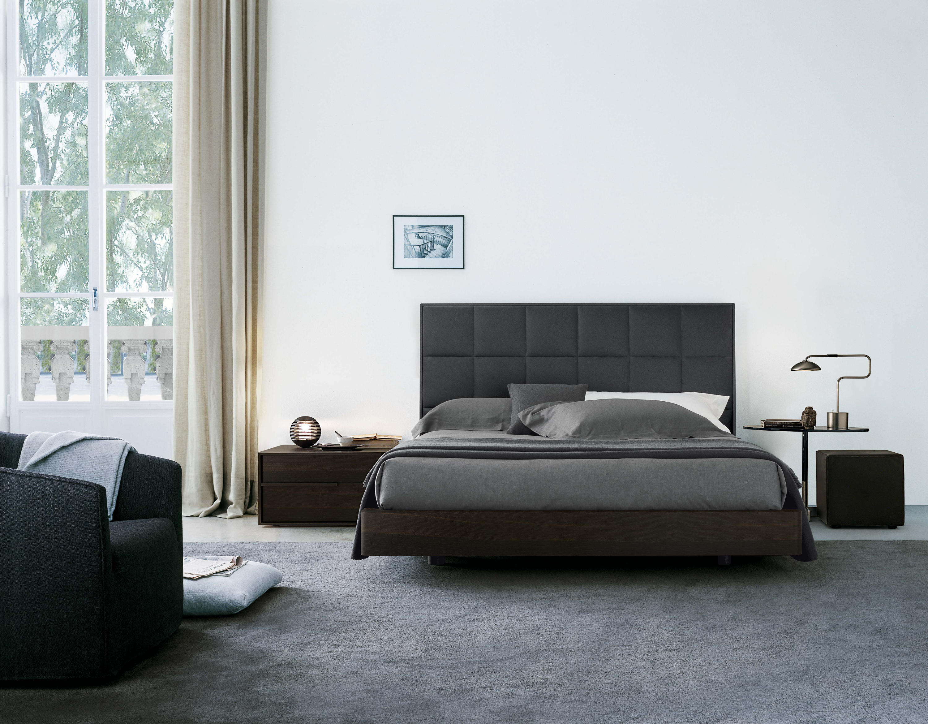 Plaza Double Beds From Jesse Architonic