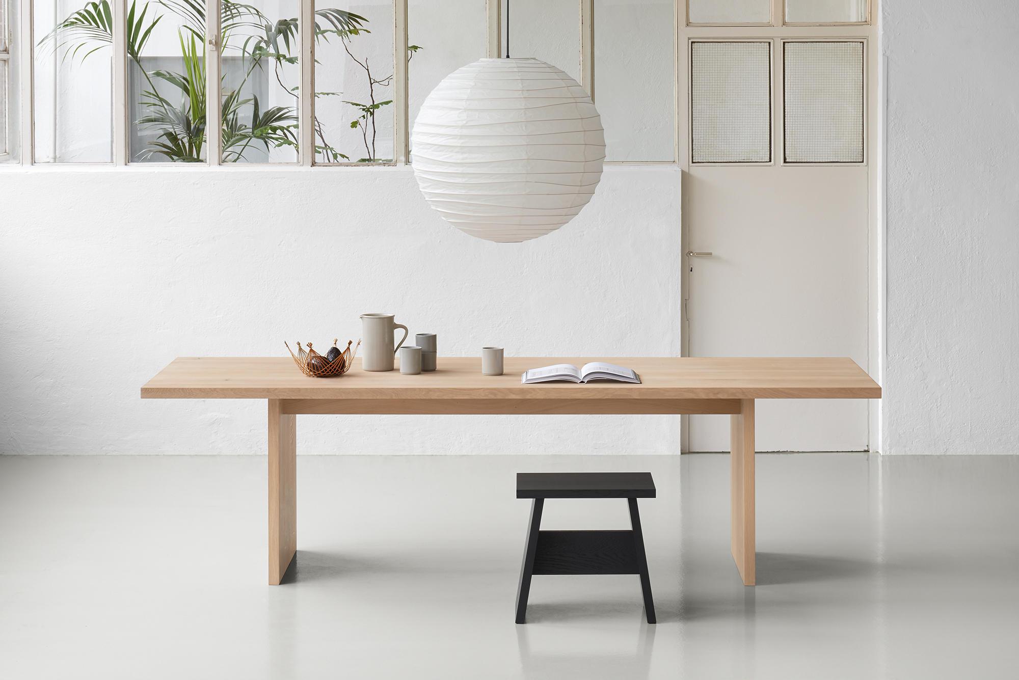 ashida restauranttische von e15 architonic. Black Bedroom Furniture Sets. Home Design Ideas
